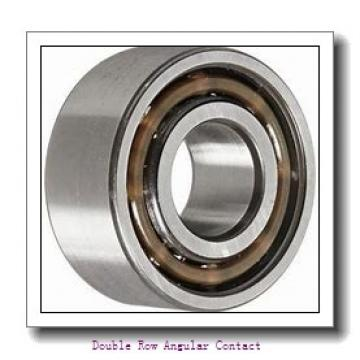 25mm x 52mm x 20.6mm  SKF 3205a-2rs1/mt33-skf Double Row Angular Contact