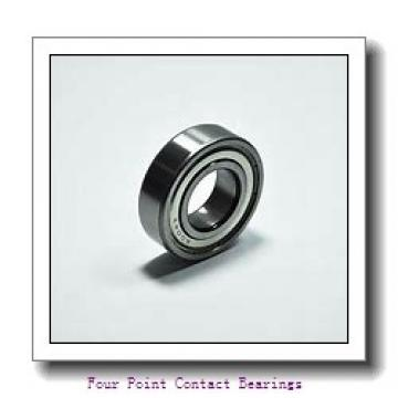 45mm x 100mm x 25mm  FAG qj309-mpa-c3-fag Four Point Contact Bearings