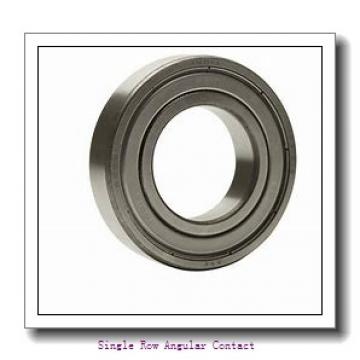 20mm x 47mm x 14mm  FAG 7204-b-tvp-p5-ul-fag Single Row Angular Contact