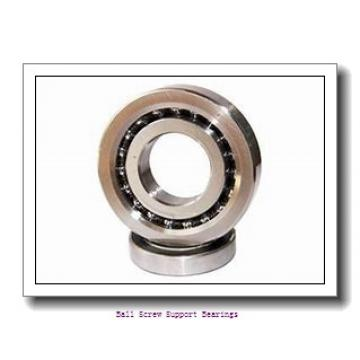 25mm x 62mm x 15mm  RHP bsb025062suhp3-rhp Ball Screw Support Bearings
