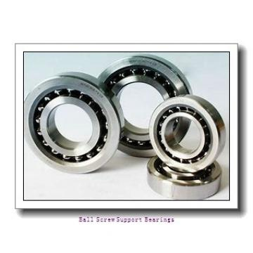 38.1mm x 72mm x 15.875mm  RHP bsb150duhp3-rhp Ball Screw Support Bearings