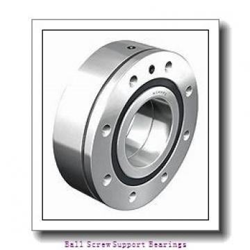 45mm x 75mm x 15mm  RHP bsb045075duhp3-rhp Ball Screw Support Bearings