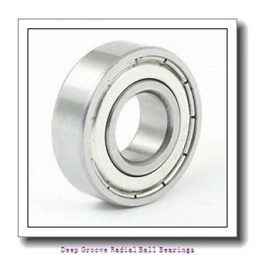 10mm x 35mm x 11mm  NSK 6300vv-nsk Deep Groove | Radial Ball Bearings