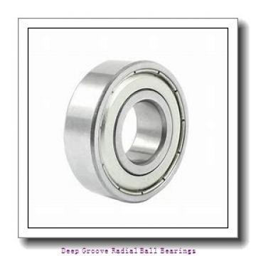 12mm x 28mm x 8mm  FAG 6001-2z-fag Deep Groove | Radial Ball Bearings