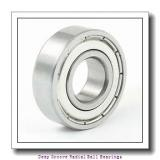 12mm x 28mm x 8mm  NSK 6001zz-nsk Deep Groove | Radial Ball Bearings